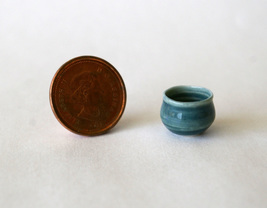 miniature porcelain bowl